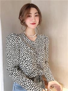 桔尚女装桔尚女装2021春新款衬衫