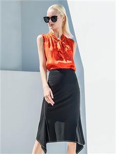 例格女装21夏OL套装裙