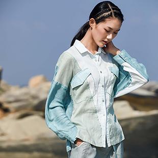 棉麻设计师女装加盟哪个品牌好,15年谷度原创女装开店有哪些优势?