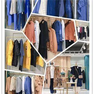 千百惠杭州品牌女裝個性外套批發