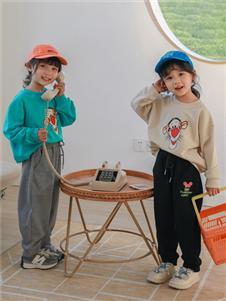 童年永恒童装卫衣