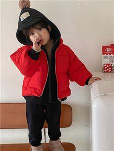 童年永恒童装外套