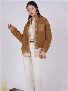 薇薇希女装复古外套