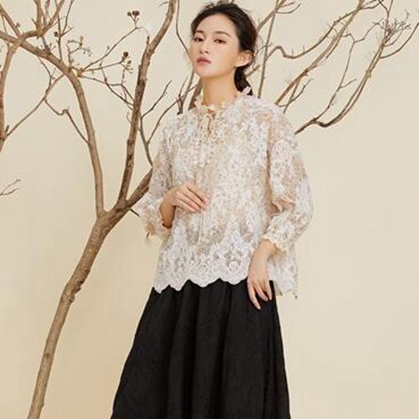 中國風女裝選擇什么品牌?見花開怎么樣?