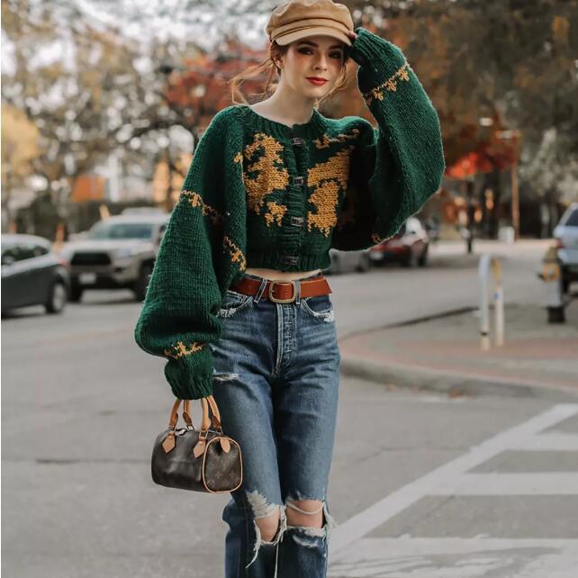 春美多吊打闊腿褲,這4條褲子才顯腿長、腿細,還很時髦!
