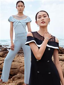 ANOTHERONE女装ANOTHER ONE21夏新款优雅知性套装
