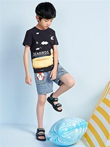 红蜻蜓儿童2021年夏季童装