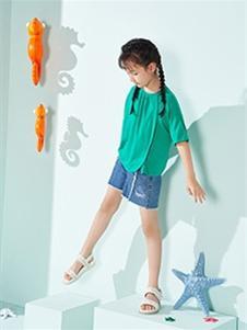 红蜻蜓童装红蜻蜓儿童2021年夏季童装