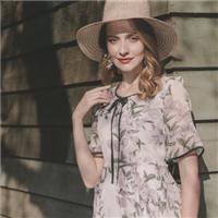 夏季几款连衣裙的搭配,典雅又清新