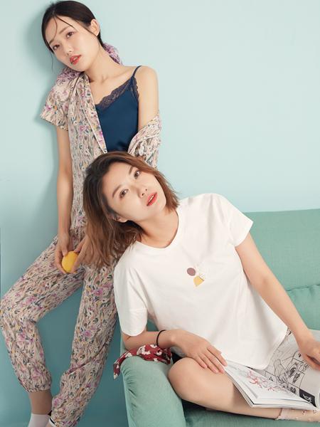 櫻語茉莉短袖T恤