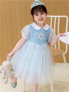 动漫童话新款网纱裙