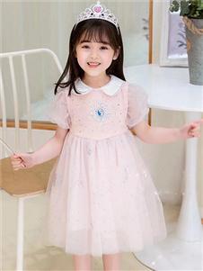 动漫童话时尚蕾丝裙