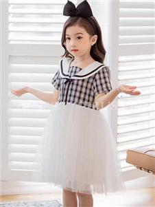 动漫童话新款连衣裙
