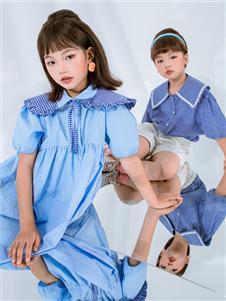 淘气贝贝新款连衣裙