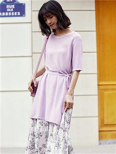 丽迪莎女装丽迪莎新款连衣裙