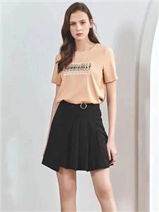 2021夺宝奇兵夏装新款印花T恤