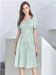 2021夺宝奇兵夏装新款连衣裙