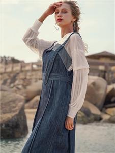 薇薇希女士連衣裙
