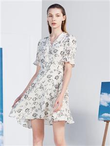 2021沙与沫夏装新款连衣裙
