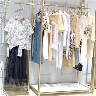 慕萊雅時尚輕奢夏裝尾貨批發菲拉多品牌女裝貨源渠道