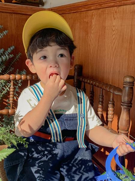 哈沐童装主要针对哪个年龄层小孩子?