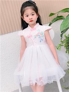 1+2=3童装童装1+2=3童装时尚连衣裙