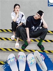 shoemarker鞋萬庫時尚拖鞋