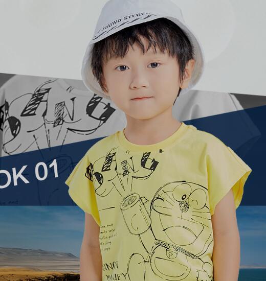 青蛙王子童装夏季运动专属丨哆啦A梦夏日法宝「速干面料」,透气吸汗,拯救酷暑!