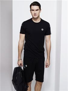 2021法拉狄奥黑色T恤