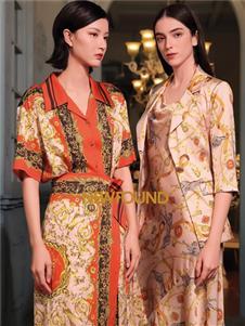 纽方女装2021纽方夏季新款裙装套装