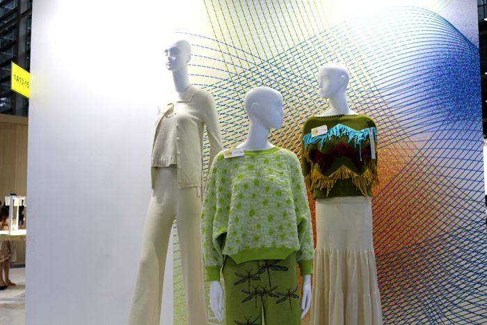 Fashion Source 2022 针织纱线盛行趋势 探究时髦的多元或许