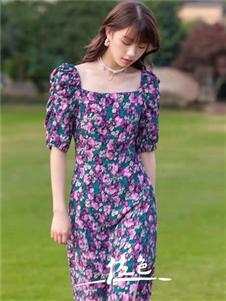 佐色2021夏装女裙