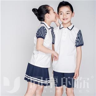 幼兒園園服夏季短袖日韓系列定制廠家