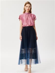 曼秀缤纷2021夏装半裙