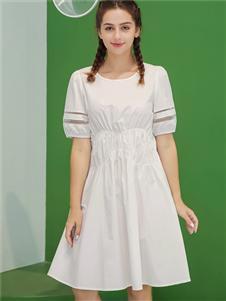 艾诺绮女装艾诺绮收腰裙