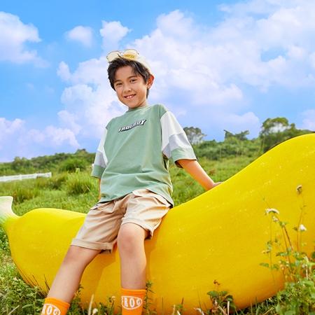 """青蛙王子夏日限定丨降温新风尚,穿上""""水果""""到处浪"""