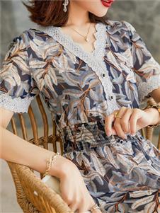 简诣夏装连衣裙
