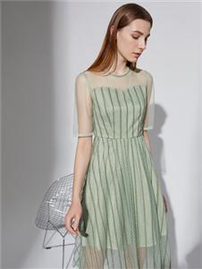 2021奥伦提夏装连衣裙