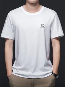 PLOVER啄木鸟纯色T恤