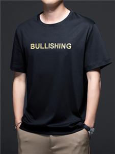 PLOVER啄木鸟短袖印花T恤