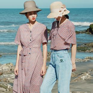 夏季穿搭技巧有哪些?櫻語茉莉時尚連衣裙穿搭隨時保持心動時刻