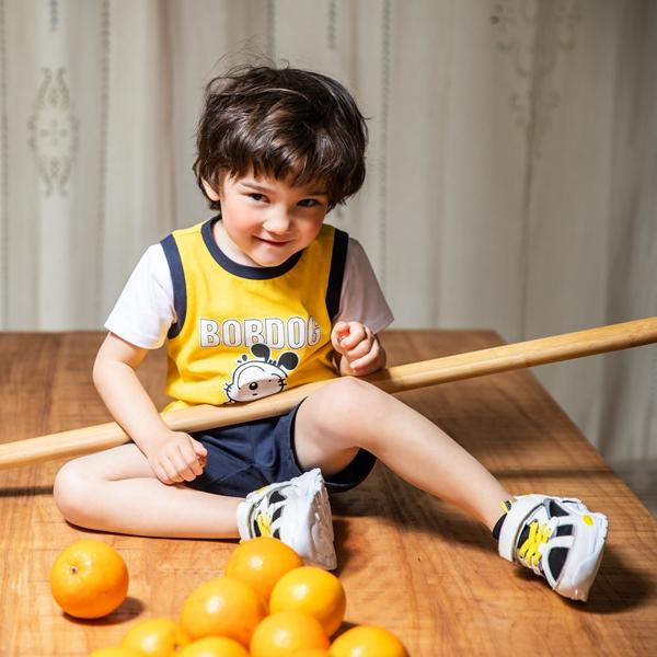 6.1儿童节  BOBDOG巴布豆带着童心看世界