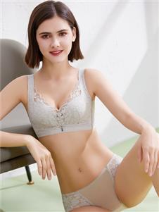 100%女人夏装新款文胸套装