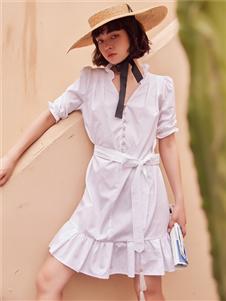 2021TITI夏裝新款連衣裙