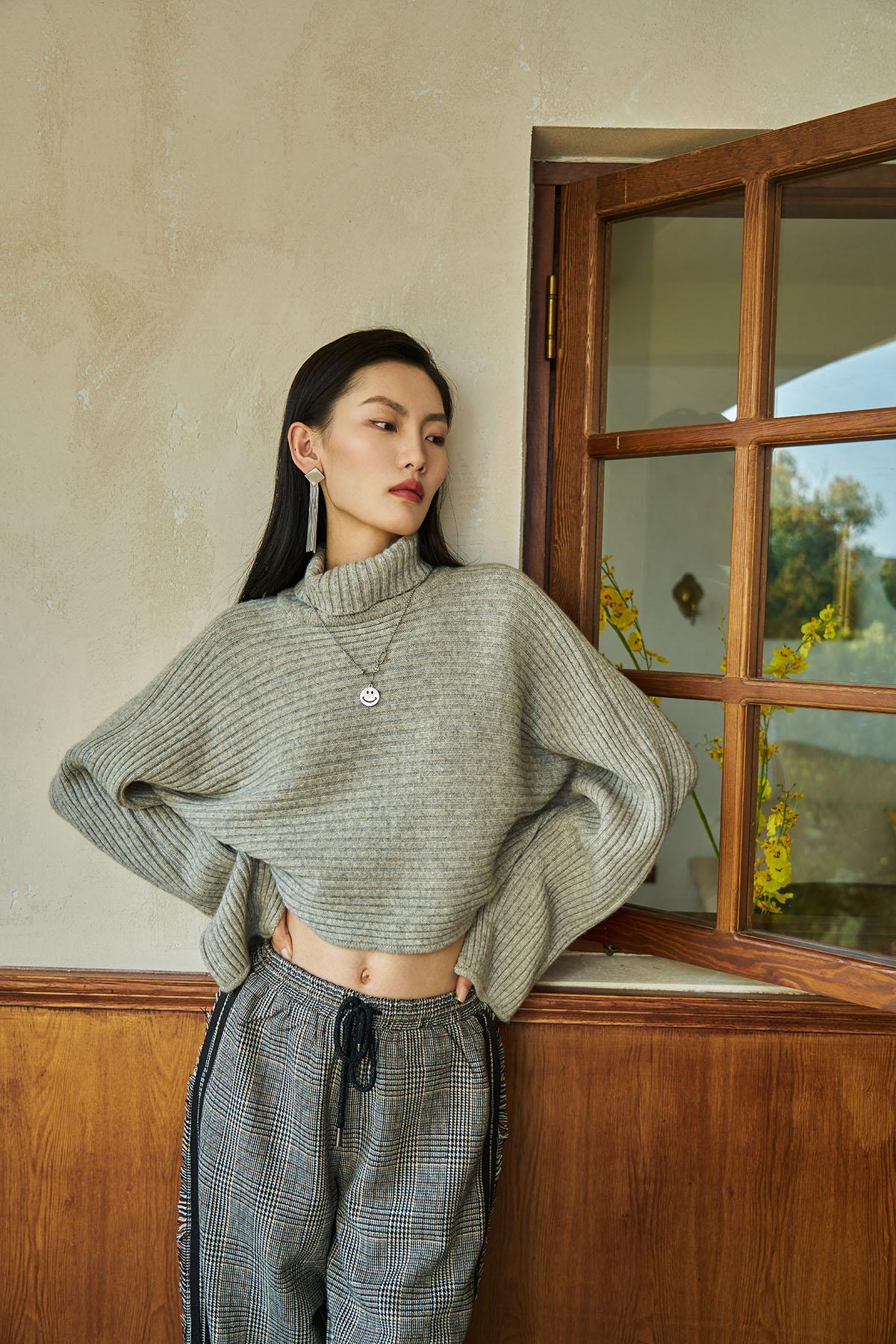 FIFI&LILY秋冬新品 独特的时尚以自由来表达