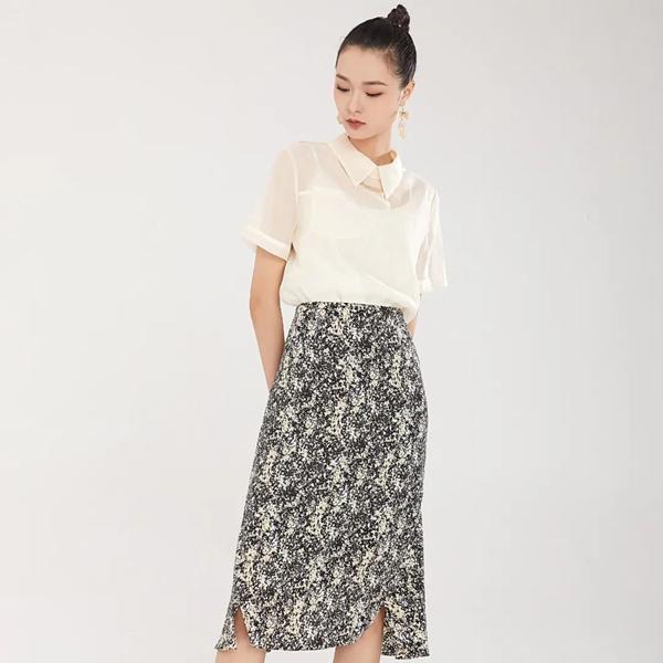 EATCH衣曲六月特輯 舒適半裙給你一份清爽和自由