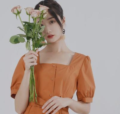 夏日里的甜橘少女·薇薇希VIVIS
