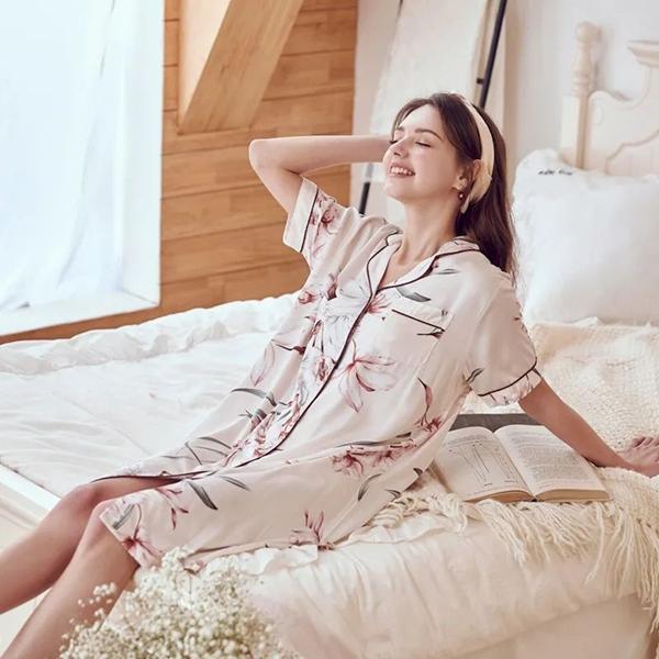 欧诗雨特价 | 治愈系睡衣,自由且舒展