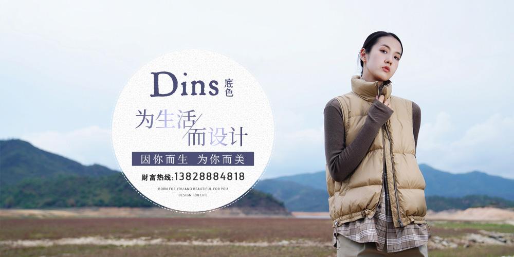 底色Dins