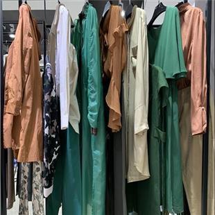 時尚品牌一席之地秋女裝折扣貨源批發